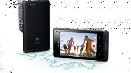 Xperia go, el nuevo móvil resistente de Sony.
