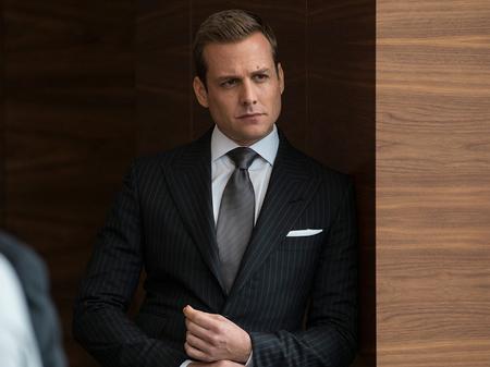 Harvey Specter raya diplomatica