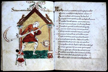 Wandalbert Von Prum July Martyrologium