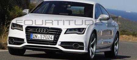 Audi S7, ¿otra gran novedad para el Salón de París?