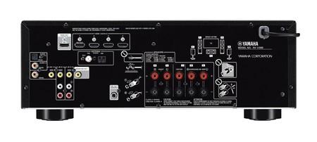 Yamaha Receptor Av