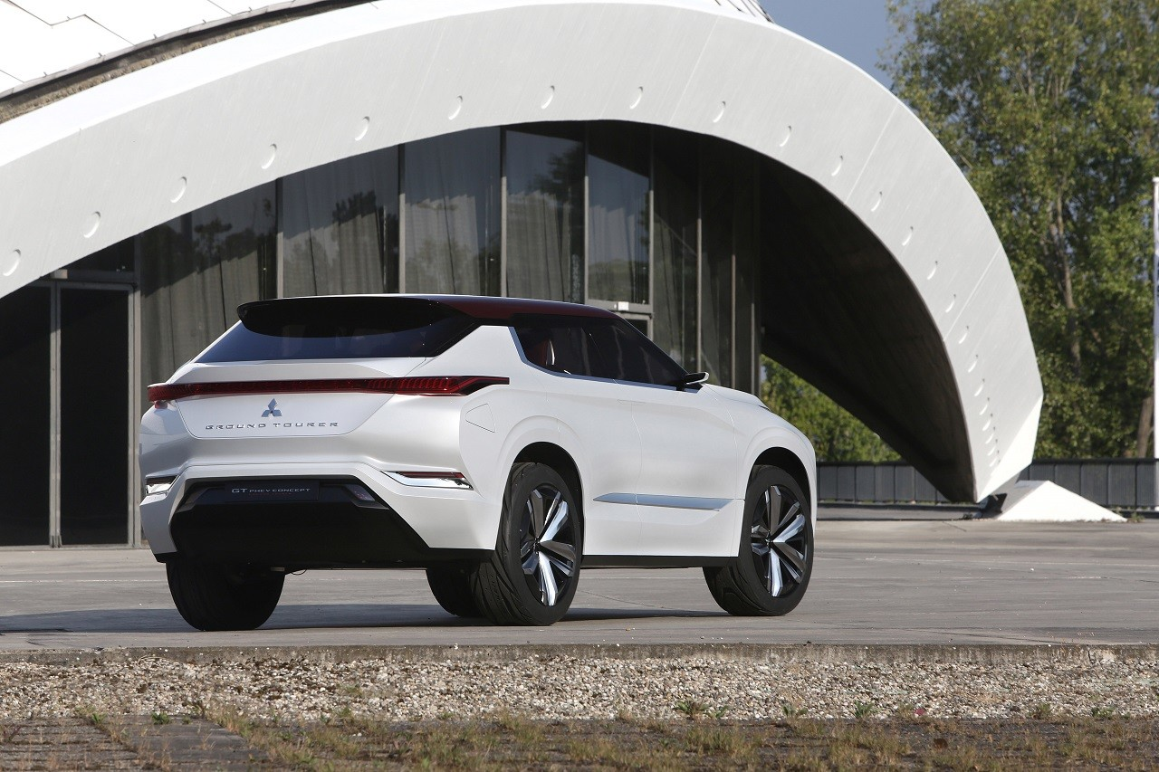 Foto de Mitsubishi GT-PHEV Concept (7/7)