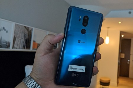 Lg G7 Thinq Moroccan Blue Primeras Impresiones