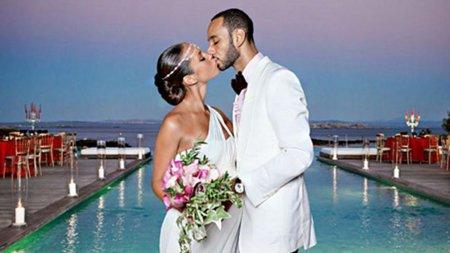 La boda de Alicia Keys, el embarazo de Miranda Kerr, Lady Gaga en Vanity Fair y mucho más en la semana en Poprosa