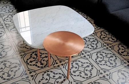 Muebles de cobre para dar un toque diferente a tu hogar