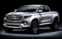 Mercedes-Benz tiene la mirada clavada en el mercado de las pick-ups
