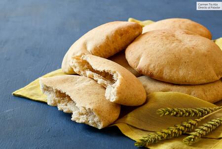 Receta de pan de pita: cómo hacer el típico pan de Oriente Medio