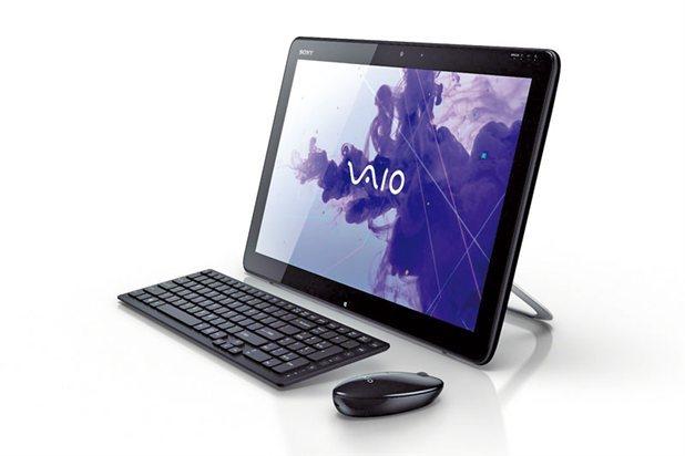 Sony Vaio Tap 20 en los premios Xataka 2012