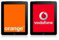 Vodafone y Orange venderán el iPad con contrato y permanencia a partir del viernes