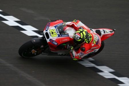 Andrea Iannone Ducati Team Argentina Motogp Fp2