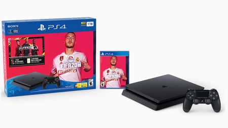 El PlayStation 4 tendrá un bundle especial con 'FIFA 20' y llegará a México, este sería su precio