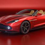 Aston Martin Vanquish Zagato Volante: quitándose el sombrero en Pebble Beach