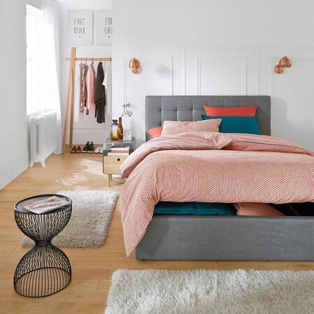 Las soluciones más bonitas para mejorar el almacenaje en tu dormitorio que hemos visto en H&M Home, La Redoute y Zara Home