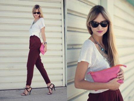Moda en la calle: ir al trabajo con estilo y a la última