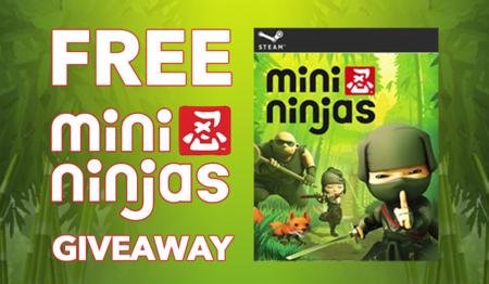 Mini Ninjas gratis para PC por tiempo muy limitado en la store de Square Enix