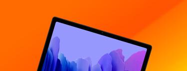 La tablet con gran relación calidad precio Samsung Galaxy A7 por menos de 200 euros y envío gratis en Media Markt y El Corte Inglés