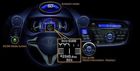 Honda Eco Drive Assist