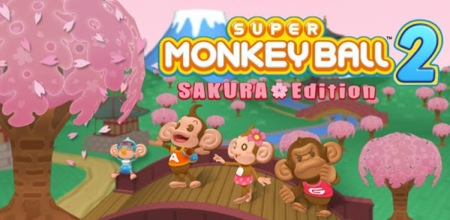 Super Monkey Ball 2: Sakura Edition ya disponible para Android