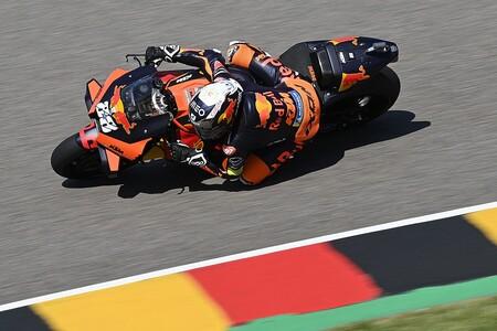 Miguel Oliveira extiende su racha en los entrenamientos libres de MotoGP pero Marc Márquez se esconde