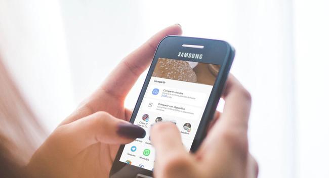 El menú compartir de Android será más rápido y fácil de usar, palabra de Google
