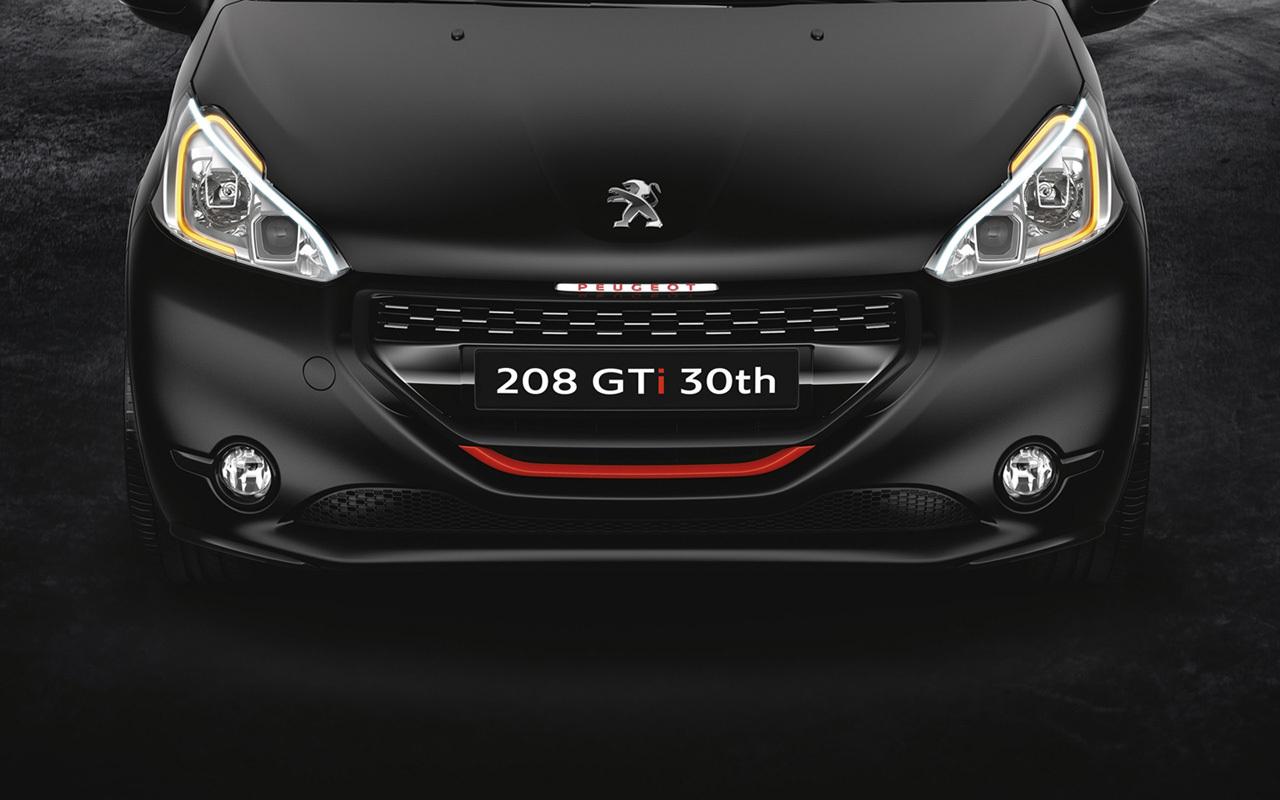 Foto de Peugeot 208 GTi 30th (4/8)