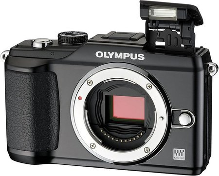 Olympus E-PL2 confirmada sin sorpresas, y bien acompañada