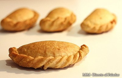 Receta de empanada criolla de solomillo