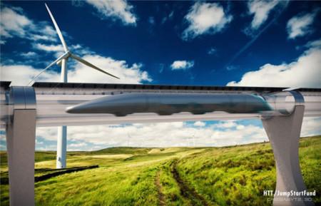 California se prepara para la puesta en marcha de Hyperloop, el transporte del futuro ideado por Tesla