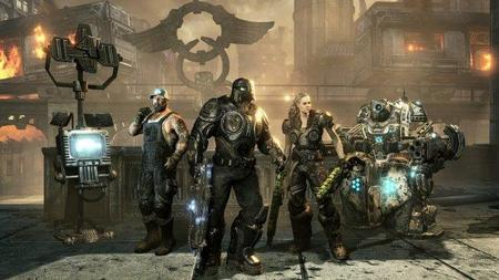 Primer DLC de 'Gears of War 3'