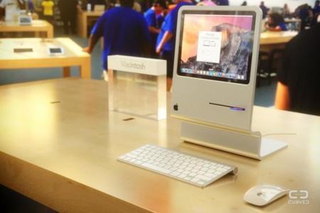 Este concepto es el hijo perdido entre un Macintosh y un iPad Air, y sí, luce increíble