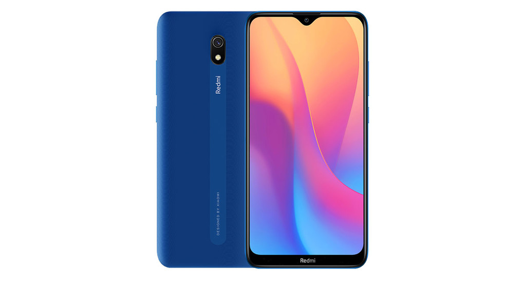 Redmi 8A: the cheapest of Xiaomi comes with a battery of 5,000 mAh and rapid charge 18W