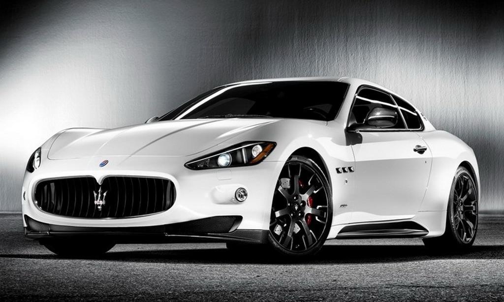 Foto de Maserati GranTurismo S MC Sport Line Concept (1/13)