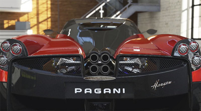 Forza Motorsport 5: Pagani Huayra y McLaren P1, presentados por Jeremy Clarkson