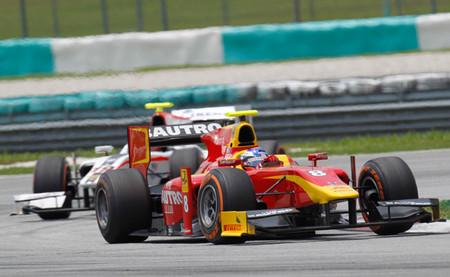 Fabio Leimer y Stefano Coletti estrenan la temporada 2013 de la GP2 con victoria