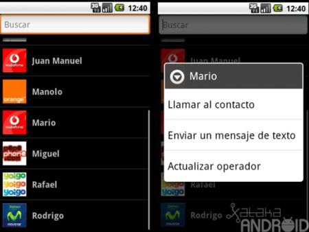 Screenshots operator