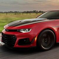 """Chevrolet Camaro """"El Exorcista"""", una bestia creada por Hennessey de ¡1,000 hp!"""