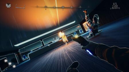Severed Steel es el nuevo juego de acción y tiros a cámara lenta que junta el parkour con las fantasmadas a lo John Woo