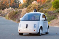 Google quiere unir fuerzas con fabricantes para que los coches autónomos sean una realidad en 2020