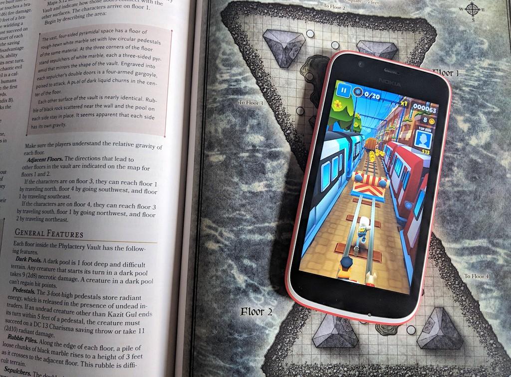 Juegos Nokia™ 1