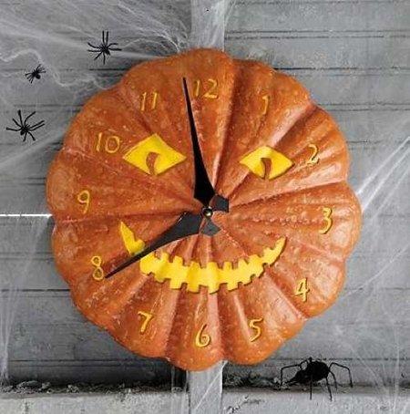 Un reloj para Halloween
