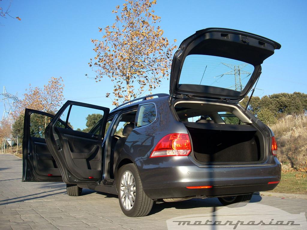Foto de Volkswagen Golf Variant (8/40)