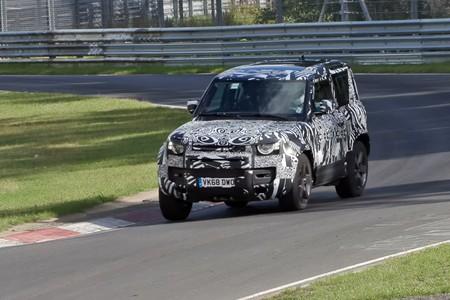 Land Rover Defender Nurburgring