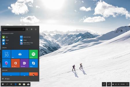 'Fluid Desktop', un diseñador imagina una experiencia Windows 10 más elegante y con más Fluent Design