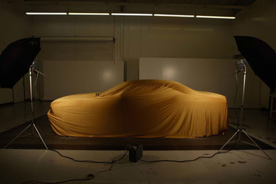 Teasers del Hurst Dodge Challenger SRT8 antes del SEMA Show