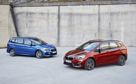 Los BMW Serie 2 Active y Gran Tourer siguen vivos y ya se han puesto al día