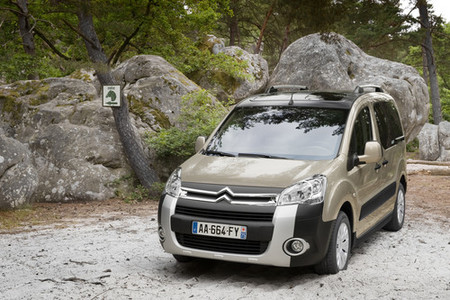 Citroen Berlingo XTR Plus