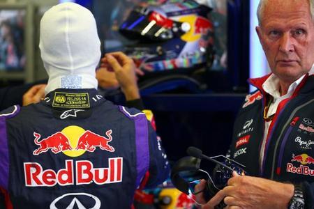 """Helmut Marko:""""Los pilotos de mayor edad deben hundir el acelerador hasta el fondo"""""""