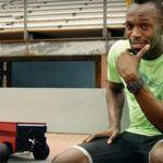 ¿Batir a Usain Bolt? Puma tiene una liebre robótica que corre tanto como él
