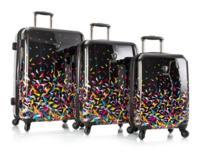 ¿Te gustan las maletas llenas de color? Mira las que ha diseñado Karim Rashid