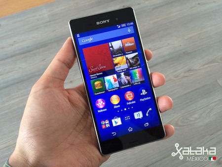 Sony Xperia Z3 Mexico